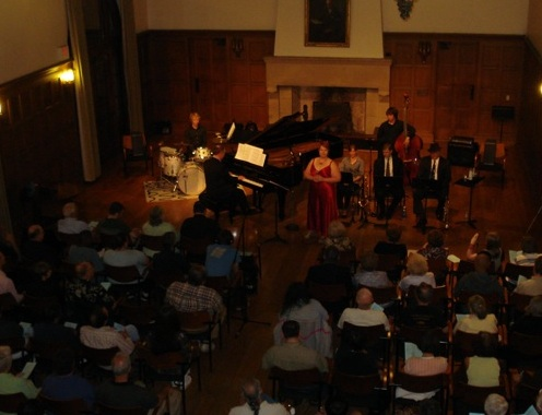Caltech's Quintette + KJ Williams